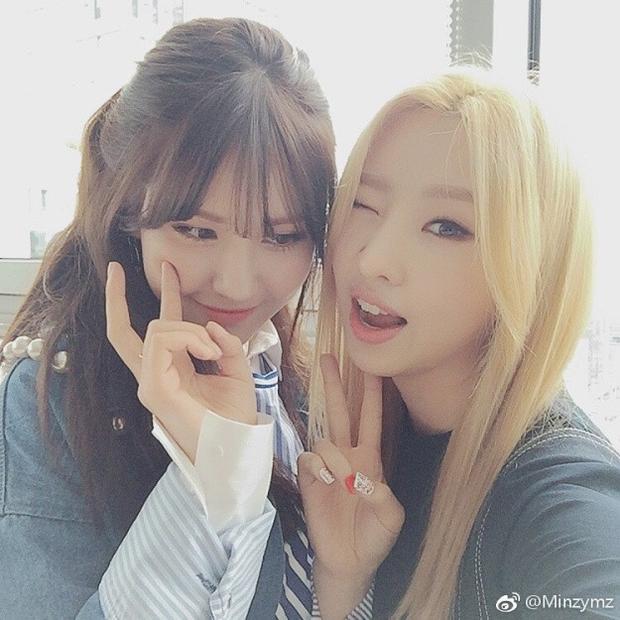 Somi kể rằng mình đã trở thành thực tập sinh nhà JYP bằng ca khúc Lonely của 2NE1.