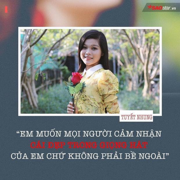 Cô bé dân ca Tuyết Nhung: Không có mẹ Phi Nhung, chắc sẽ không có em như bây giờ