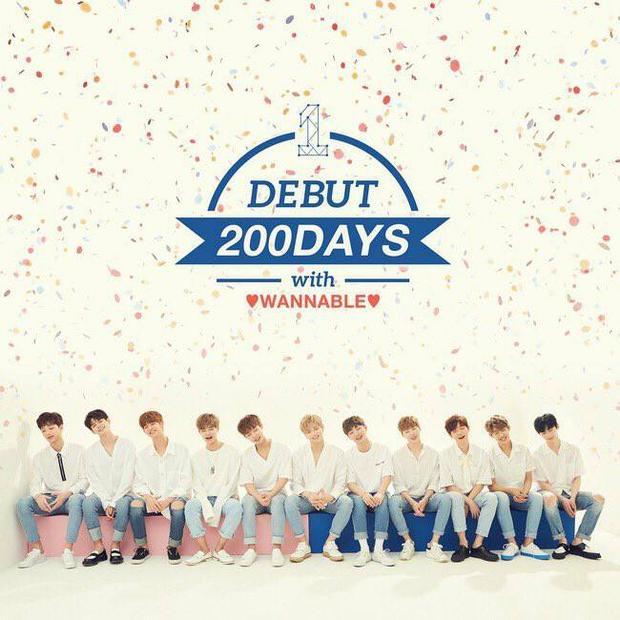 Một lần nữa, Chúc mừng 200 ngày debut rực rỡ của Wanna One!