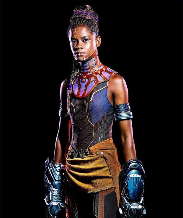 Em gái Black Panther  Thiên tài 16 tuổi Shuri thông minh hơn cả Tony Stark