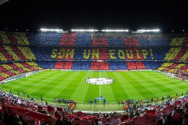 Messi bán quyền đặt tên sân Nou Camp với giá 250 triệu bảng.