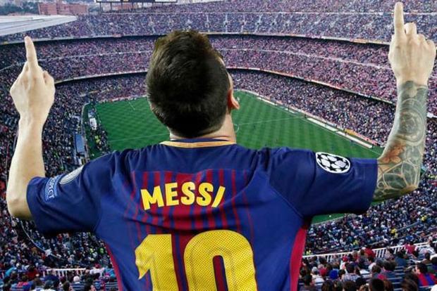 Barca đang muốn gia hạn thêm hợp đồng với Messi.