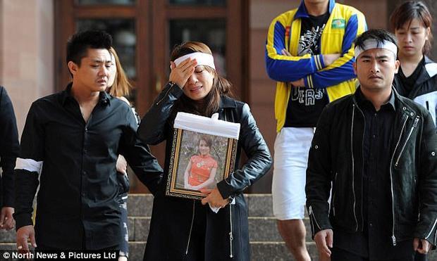 Người nhà nạn nhân cho biết chị Nguyen là một người hiền lành, tốt tính.
