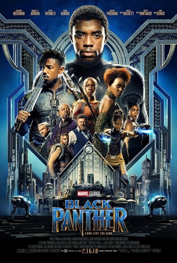 """""""Black Panther""""."""