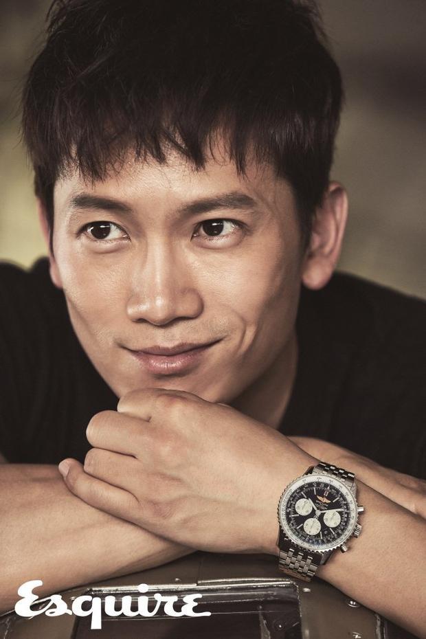 Han Ji Min  Ji Sung nên nghĩa vợ chồng trong tác phẩm mới của đài tvN