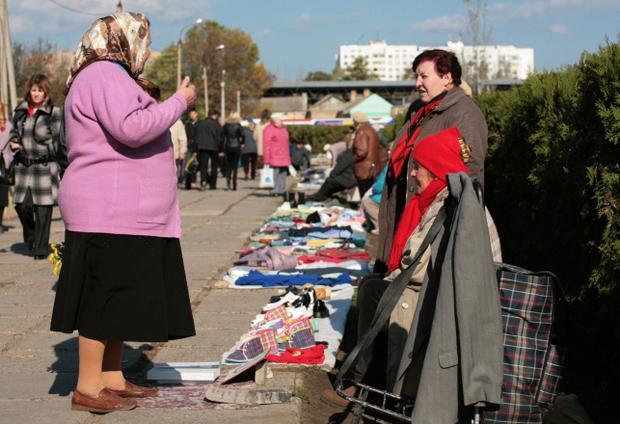 Transnistria có dân số lên tới 500.000 người và thành phần dân tộc rất phong phú.