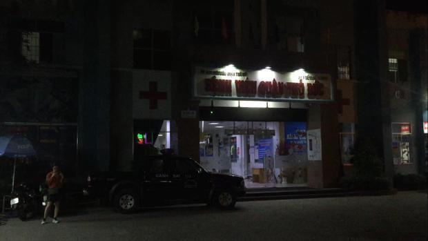 Bệnh viện Thủ Đức.