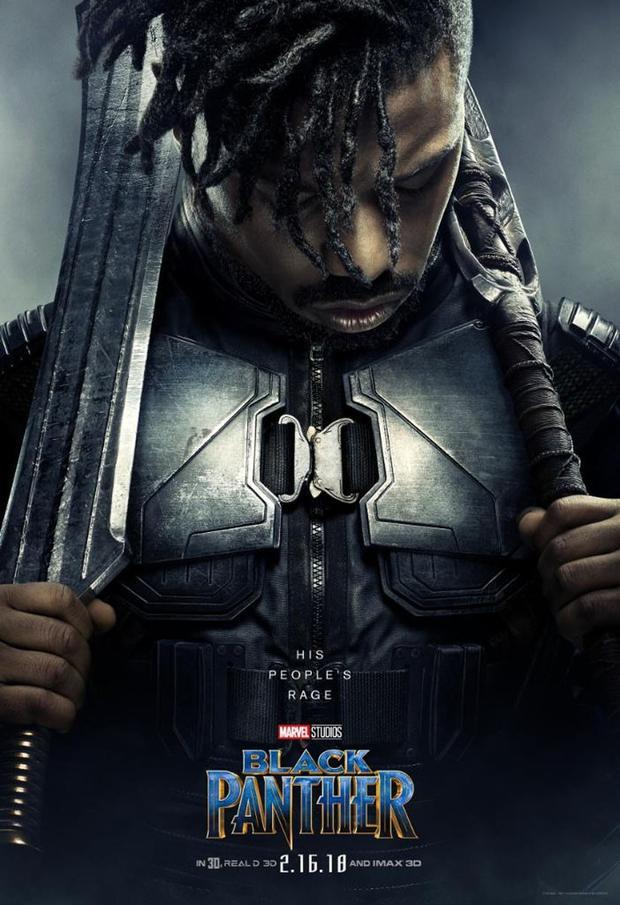 Black Panther: Lời giải thích cho đoạn kết của Killmonger