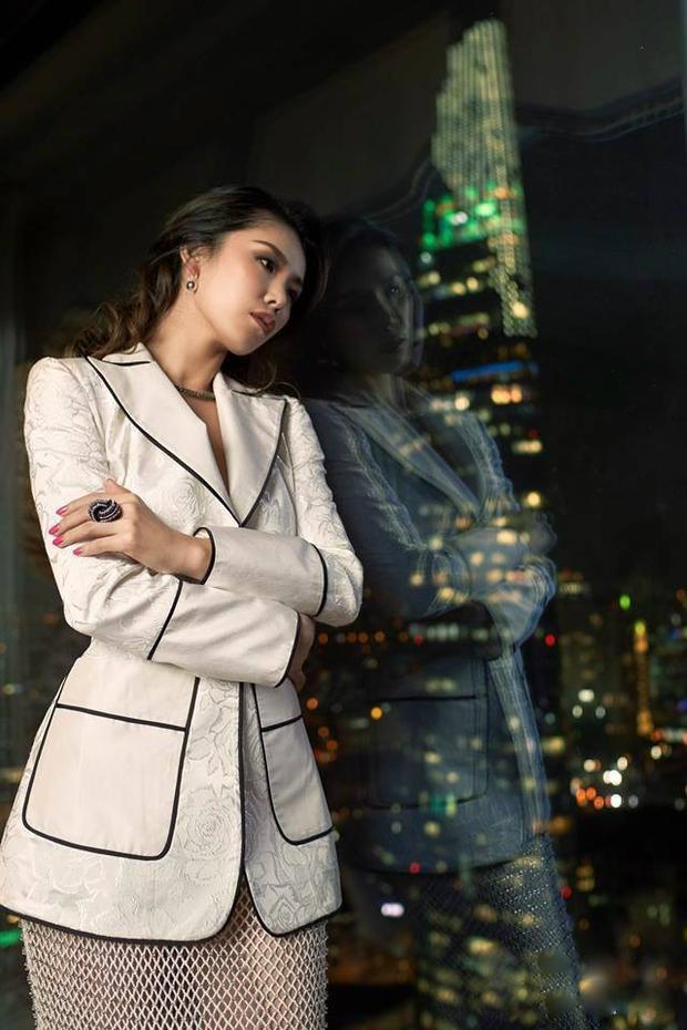 Riyo Mori là Hoa hậu đại diện cho hình ảnh sang trọng và tự chủ của người phụ nữ hiện đại.