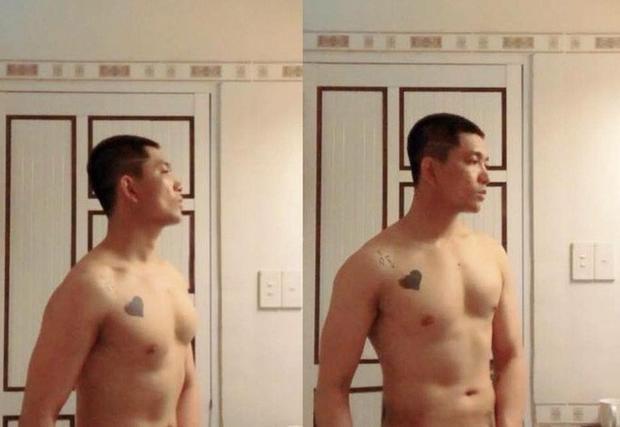 Hình ảnh nude 100% của Tim bất ngờ bị rò rỉ trên mạng xã hội. (Ảnh đã được xử lý)