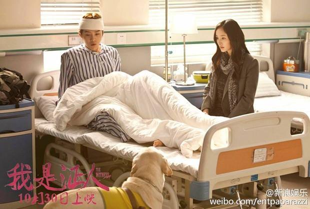 """Trong """"Tôi Là Nhân Chứng"""", Dương Mịch và Lộc Hàm trở thành một couple bầm dập, đồng sinh đồng tử"""