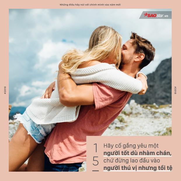 Không cần giàu, không cần đẹp, chỉ cần là người tốt - đó là kim chỉ nam rất đúng đắn cho các mối quan hệ trong xã hội hiện đại ngày nay.