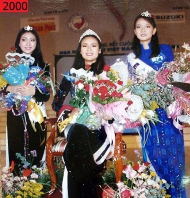 Ngô Thanh Vân nhận danh hiệu Á hậu 2 cuộc thi Hoa hậu Phụ nữ Việt Nam qua ảnh khi vừa 20 tuổi. Đây cũng chính là bước đệm lớngiúp cô dần tiến vào làng giải trí Việt.