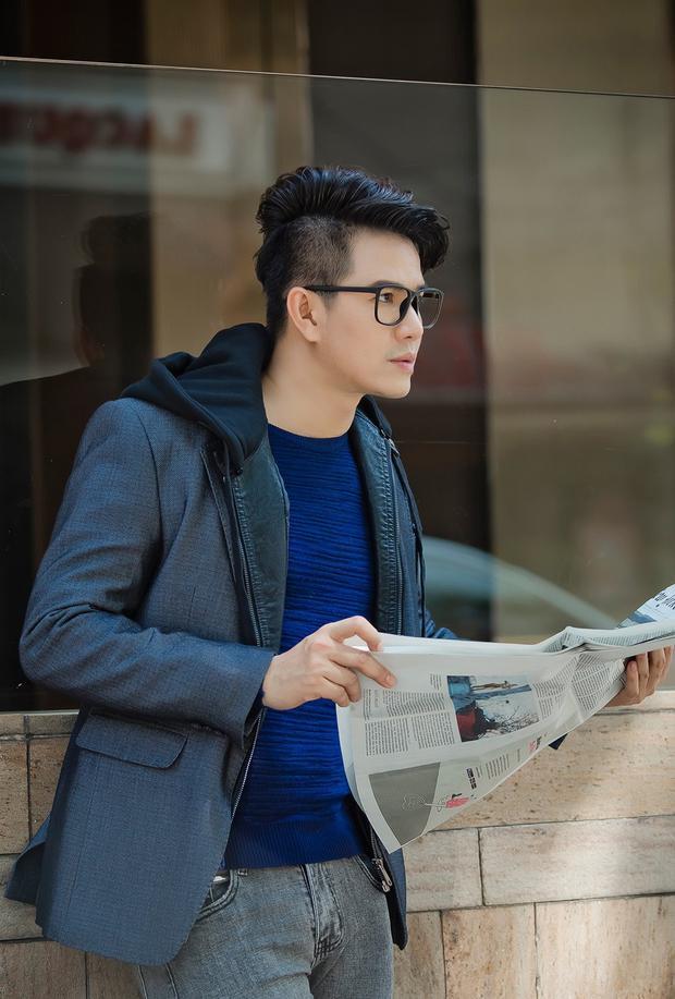 """Vũ Mạnh Cường đầu tư mạnh tay hơn về mặt hình ảnh cá nhân trong năm nay nhằm xứng đáng với danh xưng """"MC các cuộc thi nhan sắc"""" do khán giả phong tặng."""