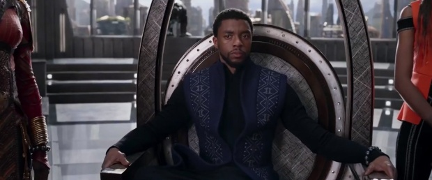 Đạt 56 tỷ đồng sau 5 ngày chiếu, Black Panther nhỉnh hơn kỷ lục của phim Trường Giang chỉ 1 tỷ
