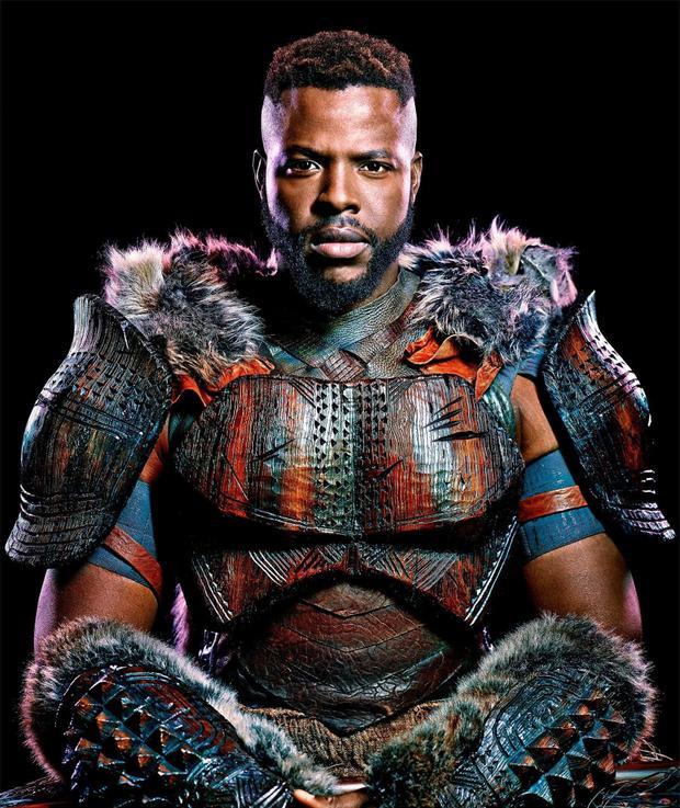 Yếu tố lịch sử trong Black Panther về nhân vật MBaku cùng tộc Jabari ăn chay