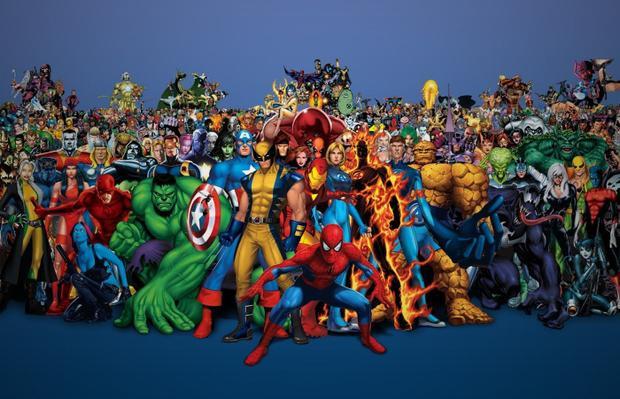 Vũ trụ điện ảnh đồ sộ của Marvel là một kho báu đích thực với người hâm mộ.