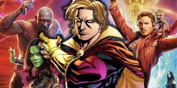 Adam Warlock - một phần quan trọng của đội Vệ Binh và Infinity War.