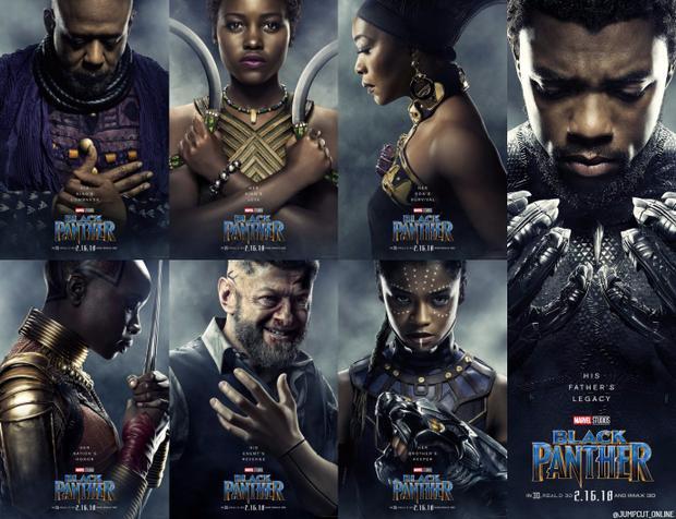 Ý nghĩa từ sự thành công của Black Panther: Mang đến giá trị chuẩn mực hơn về người da màu