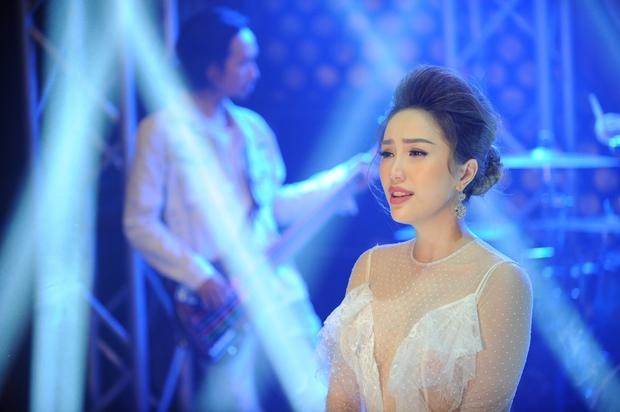 Bảo Thy sẽ xuất hiện trong phim với một vai trò đặc biệt và nữ ca sĩ mong rằng khoảnh khắc đó sẽ để lại một ấn tượng đẹp trong lòng công chúng.