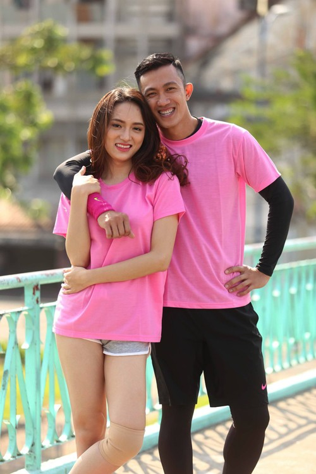 Đội Hồng của Hương Giang và Cris Lai giành giải quán quân Cuộc đua kỳ thú 2014.