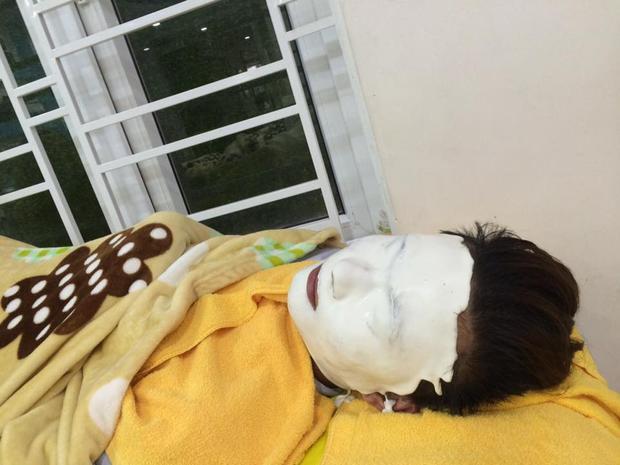 Ăn thua gì. Ảnh: Hà Thị Huyền Trang.