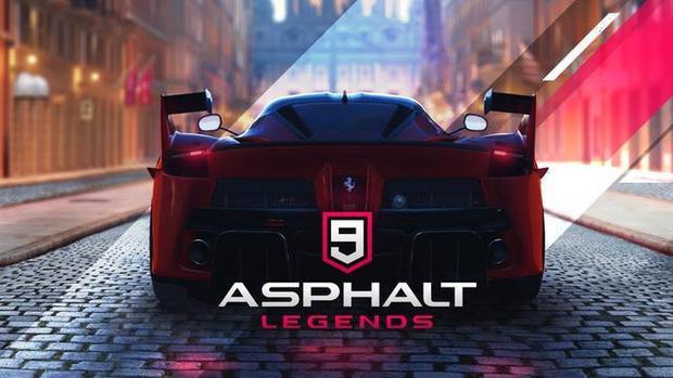 Game đua xe đình đám Asphalt trở lại với phiên bản mới toanh, đồ họa chất chưa từng có