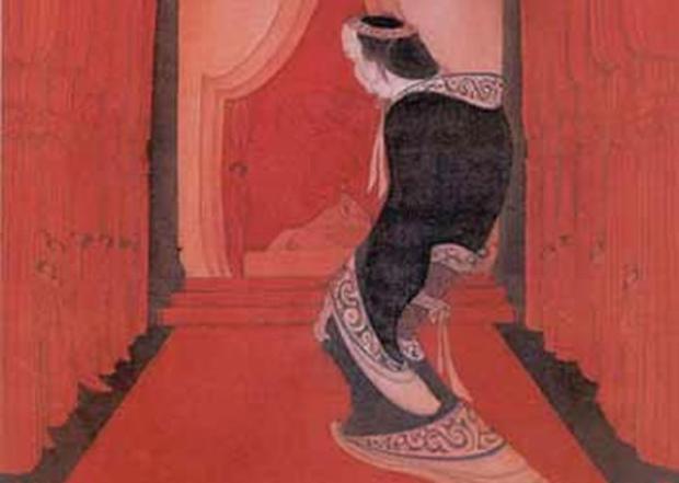 Hoàng hậu gù Giả Nam Phong được coi là nguyên nhân dẫn đến Loạn bát vương, khiến nhà Tần diệt vong.Ảnh: Baidu