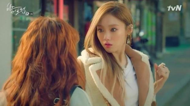 Đóng lại vai của Lee Sung Kyung trong Cheese in the Trap, Yoo In Young được khen hơn bản gốc