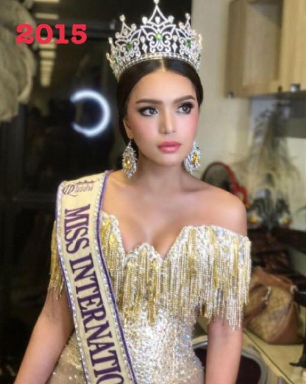 Người đẹp Trixie Maristela sinh năm 1986 một lần nữa giúp Philippines chiến thắng tại cuộc thi khi sở hữu vẻ đẹp không thể hoàn hảo hơn.