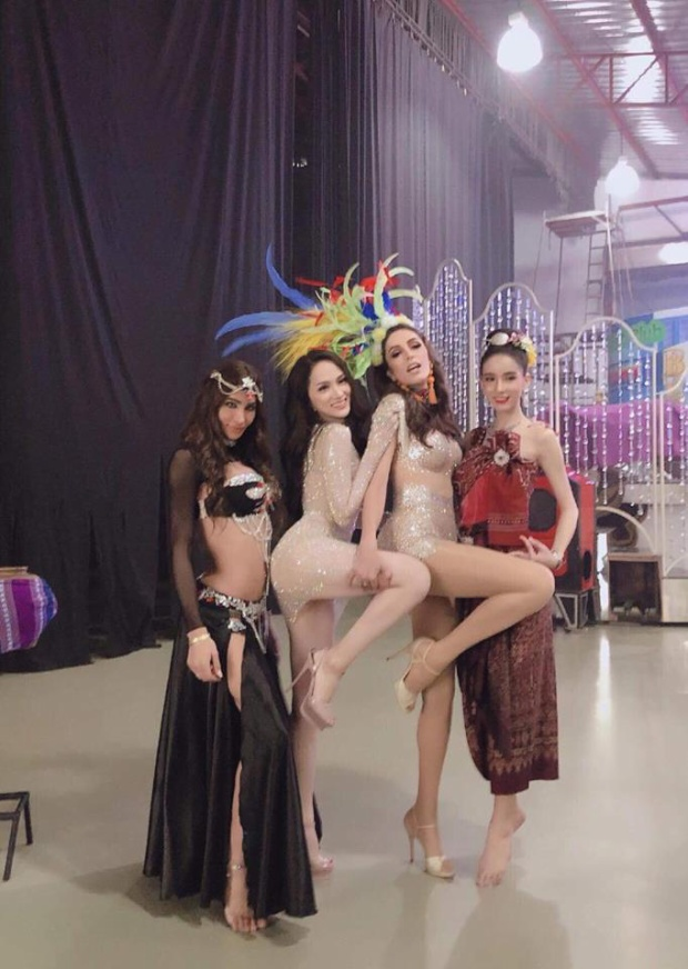Có thể nhận thấy, hầu hết người đẹp thể hiện tài năng vũ đạo trong đêm thiTalentQuest. Trong khi đó, Hương Giang Idol và số ít thí sinh còn lại quyết định phô diễn giọng hát để tranh suất vào Top 10.