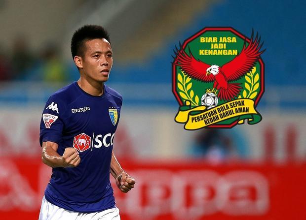 """CLB Kedah FC của Malaysia """"rải tiền"""" mời Văn Quyết về thi đấu."""