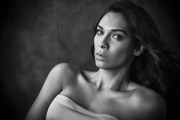 Người đẹp chuyển giới Ameria Vega đại diện Honduras.