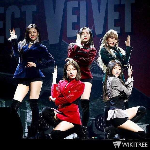 Red Velvet giải Ca khúc nhạc Pop xuất sắc nhất - Red Flavor.