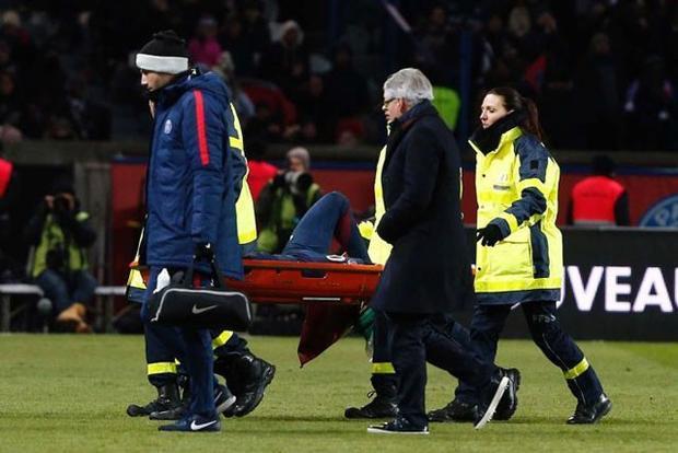 Sốc: Chấn thương của Neymar được nhà tâm linh dự báo từ trước