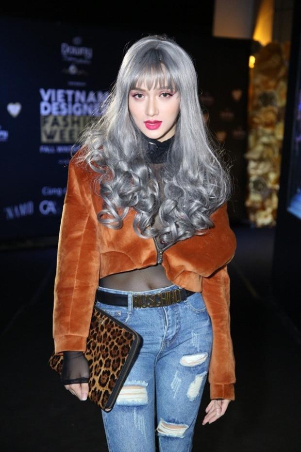Những màu tóc từng là trend một thời Hương Giang đâu dễ bỏ qua!