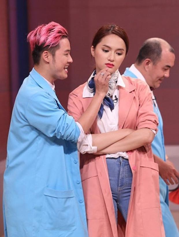 Hai nghệ sĩ thân thiết cùng bước ra từ Vietnam Idol…