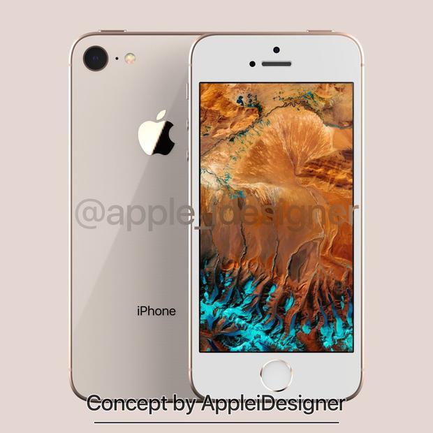 iPhone SE 2 vẫn sẽ sử dụng nút home, hỗ trợ Touch ID .