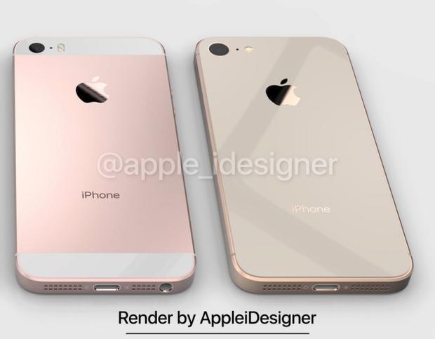 Thiết kế của iPhone SE 2 không có quá nhiều thay đổi so với thiết bị tiền nhiệm.