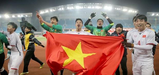 Thành công của U23 Việt Nam khiến người hâm mộ vui sướng, nhưng ngược lại nếu các cầu thủ không biết kiềm chế cảm xúc sẽ dẫn đến nhiều hệ lụy.