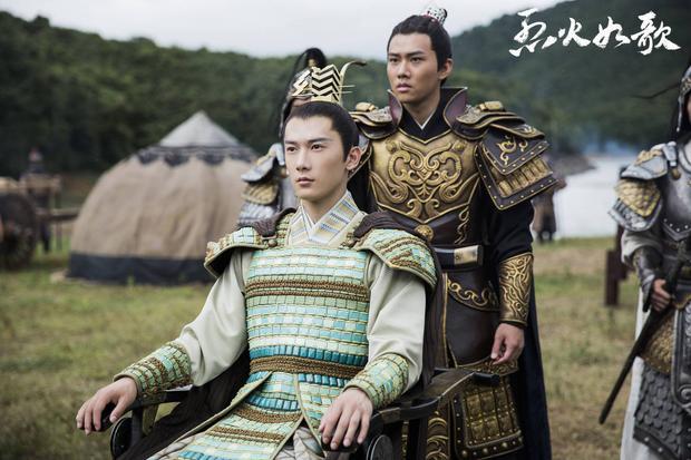 Lưu Nhuế Lân vai Ngọc Tự Hàn bị điếc và giả câm