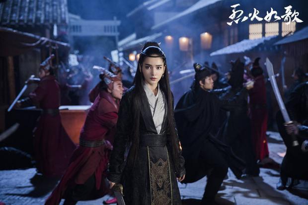 Đại Tư vai Đao Liệt Hương - Vô Đạo Thiên Thành Tam tiểu thư