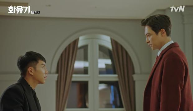 Kẻ thù nguy hiểm mới của Son Oh Gong, gã chính trị gia xấu xa Kang Dae Sung