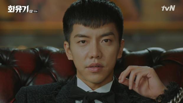 Son Oh Gong, còn 2 tập nữa thôi mà, ráng nhé!