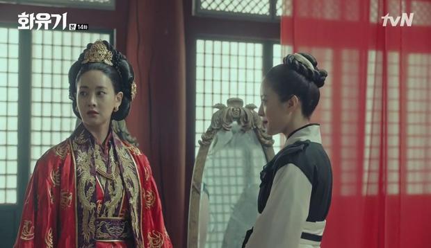 """Sun Mi không chỉ là bánh bèo, cô nàng còn là """"chúa cả tin"""", bị Ahsanyeo lợi dụng."""