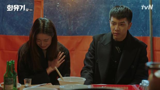 Son Oh Gong đã yêu phải Tam Tạng chuyển thế thì chớ, lại còn là một cô bạn gái là bánh bèo chính hiệu, mau nước mắt