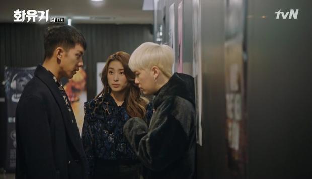 """Son Oh Gong có một thằng đệ hám gái P.K liên tục chấp nhận bị Ahsanyeo """"xỏ mũi"""""""