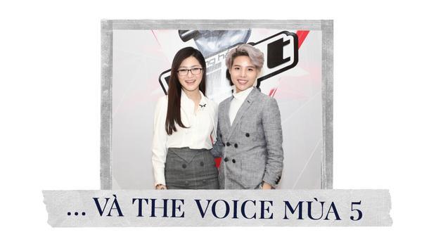 Hương Tràm  Vũ Cát Tường và mối duyên đặc biệt với The Voice