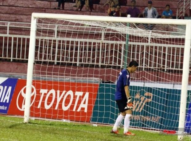 Cựu thủ thành Long An quyết tâm mang đến hình ảnh chuyên nghiệp hơn sau sự cố trên sân Thống Nhất.