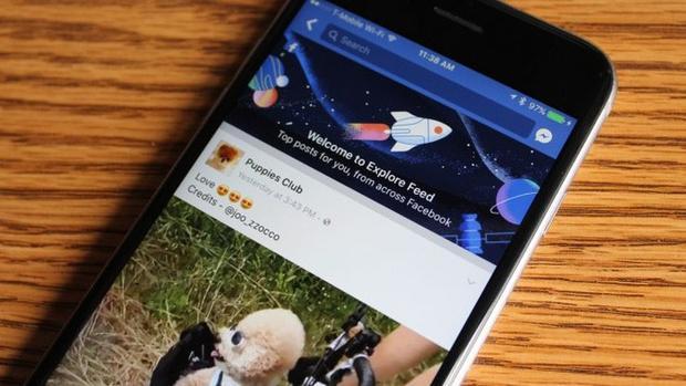 Thử nghiệm thất bại, Facebook đã từ bỏ việc sử dụng News Feed thứ 2